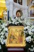 Патриаршее служение в праздник Входа Господня в Иерусалим в Храме Христа Спасителя. Хиротония архимандрита Алексия (Заночкина) во епископа Мценского