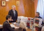 Состоялось заседание Экспертного совета Макариевской премии