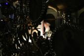 В канун Великой Среды Святейший Патриарх Кирилл принял участие в вечернем богослужении в Борисоглебском Аносине ставропигиальном монастыре