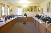 Состоялось заседание межрелигиозной Рабочей группы по оказанию гуманитарной помощи Сирии
