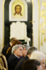 Встреча Святейшего Патриарха Кирилла с Президентом Итальянской Республики Серджо Маттареллой