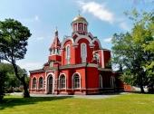 Московский храм Благовещения Пресвятой Богородицы в Петровском парке передан Церкви