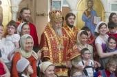 Добровольцы православной службы «Милосердие» поздравят нуждающихся с праздником Святой Пасхи