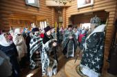 В Ростове-на-Дону совершено архиерейское богослужение с сурдопереводом