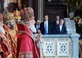 Поздравление Святейшего Патриарха Кирилла главам иностранных государств по случаю праздника Пасхи