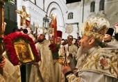 Interviul cu prilejul Paștelor al Preafercitului mitropolit al Kievului și al întregii Ucraine Onufrii
