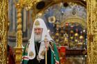 Слово Святейшего Патриарха Кирилла во вторник Светлой седмицы после Литургии в Свято-Троицкой Сергиевой лавре