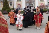 Делегация Казахстанского митрополичьего округа посетила Серафимо-Дивеевский монастырь
