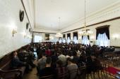 Состоялось общение главы Татарстанской митрополии с учащимися и преподавателями Казанского федерального университета