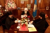 La Tașkent a avut loc prima în anul 2017 ședință a Sinodului Districtului mitropolitan din Asia Mijlocie