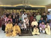 Управляющий приходами Московского Патриархата в странах Восточной и Юго-Восточной Азии посетил Джакарту