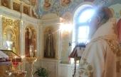 В день Радоницы Предстоятель Русской Церкви совершил пасхальное поминовение усопших в духовно-административном центре Русской Православной Церкви на Юге России