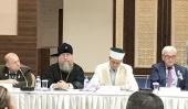 Глава Казахстанского митрополичьего округа принял участие в расширенном заседании Совета Ассамблеи народа Казахстана
