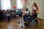 В монастыре святых Царственных страстотерпцев на Ганиной Яме прошел Пасхальный фестиваль творчества инвалидов «От сердца к сердцу»