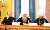 В Петербурге проходит V пленум Христианского межконфессионального консультативного комитета