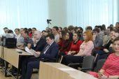 Состоялся первый съезд молодежи Воркутинской епархии