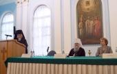 В Петербурге проходит VIII Межрегиональная конференция по церковному социальному служению