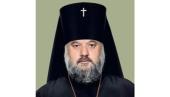 Патриаршее поздравление архиепископу Уманскому Пантелеимону с 50-летием со дня рождения