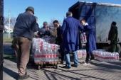 Гуманитарная помощь из Пятигорской епархии доставлена жителям Донбасса