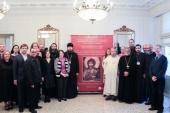 В Москве прошла IV Международная патристическая конференция «Преподобный Ефрем Сирин и его духовное наследие»