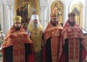 Избранные епископами священнослужители Русской Православной Церкви возведены в сан архимандрита