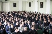 В Санкт-Петербургской духовной академии проходит международная студенческая конференция, посвященная памяти новомучеников Церкви Русской