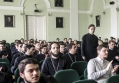 В Санкт-Петербургской духовной академии завершилась IX Международная студенческая конференция