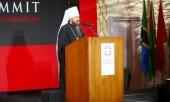 Митрополит Волоколамский Иларион выступил на Всемирном саммите в защиту гонимых христиан