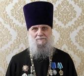 Патриаршее поздравление протопресвитеру Владимиру Дивакову с 80-летием со дня рождения
