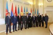 Председатель Синодального отдела по тюремному служению принял участие в заседании Совета руководителей пенитенциарных служб государств-участников СНГ в Минске