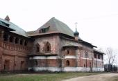 Московский храм Воскресения Словущего на Крутицах передан Церкви