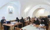 В Иоанно-Предтеченском ставропигиальном монастыре прошел четвертый семинар из цикла «История чинов монашеского пострига»