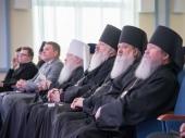 Митрополит Крутицкий и Коломенский Ювеналий возглавил в Коломне работу конференции «1917-2017: уроки столетия»