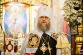 Обращение митрополита Астанайского и Казахстанского Александра по случаю празднования 145-летия учреждения Туркестанской епархии