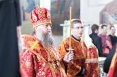 В епархиях Белорусского экзархата молятся о мире на Украине