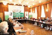 В Издательском Совете начал работу Оптинский форум 2017 года