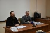 В Уржумской епархии представили издательский проект, посвященный семье художников Васнецовых