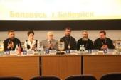 Церковь принимает участие в проходящем в Бобруйске VI Международном фестивале поддержки семьи, материнства и детства