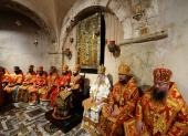 В Бари состоялась передача части мощей святителя Николая для принесения святыни в Русскую Православную Церковь