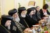 Встреча Святейшего Патриарха Кирилла с Патриархом Коптской Церкви