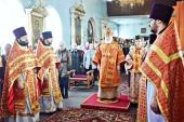 Председатель Учебного комитета архиепископ Верейский Евгений посетил Казанскую духовную семинарию