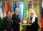 Состоялась встреча Святейшего Патриарха Кирилла с мэром Москвы С.С. Собяниным