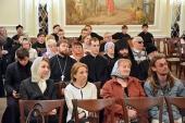 В Ставрополе прошел обучающий семинар по организации церковной социальной работы со слепоглухими людьми