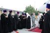 Патриарший визит в Киргизскую Республику. Прибытие в Бишкек