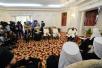 Патриарший визит в Киргизскую Республику. Встреча с Верховным муфтием Максатбеком ажы Токтомушевым