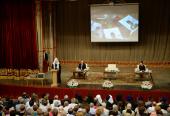 В Бишкеке состоялась презентация книги Святейшего Патриарха Кирилла «Свобода и ответственность» на киргизском языке