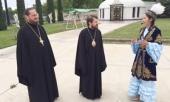 Председатель Отдела внешних церковных связей посетил в Киргизии культурный центр «Рух Ордо» имени Чингиза Айтматова