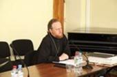 В Издательском Совете состоялось очередное заседание Коллегии по научно-богословскому рецензированию и экспертной оценке