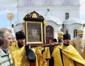 Начался Великорецкий крестный ход