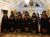 Слово архимандрита Аксия (Лобова) при наречении во епископа Нерчинского и Краснокаменского